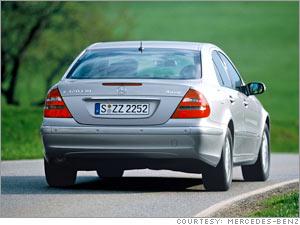 Mercedes Benz E320 Cdi