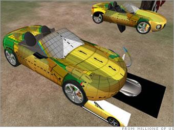 Pontiac Solstice GXP Prototype