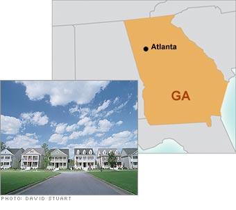 10. Atlanta, GA