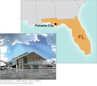 1. Panama City, FL