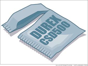 Condoms invade Viagra's turf