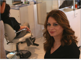 Deanna DiPizio-Johnson, Salon Owner