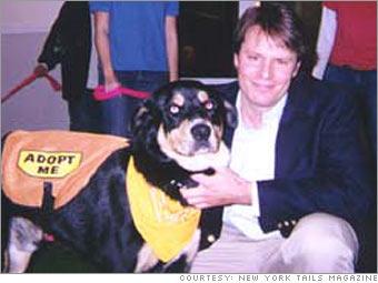 John Ziegler, Dog walker