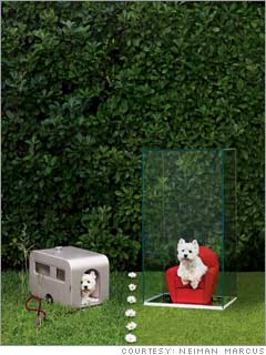LIMITED-EDITION PET HOMES