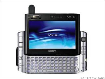 Ultra-mobile Windows PC