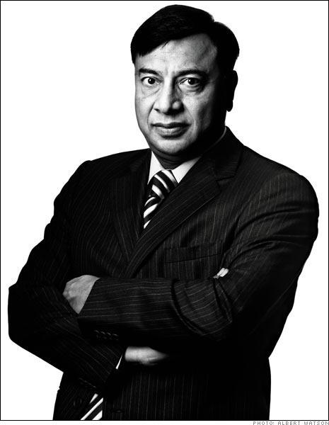 Lakshmi Mittal, 56