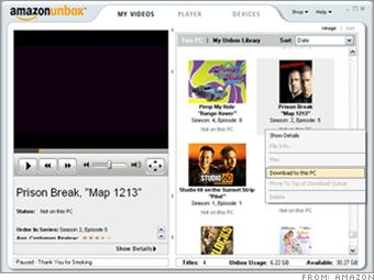 Amazon.com Unbox.