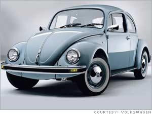 1945 VW Beetle