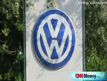 VW warns of lower sales