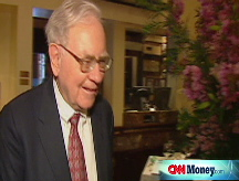 Buffett: 'Worst year ever'