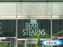 Bear Stearns 'not a victim'