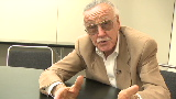 Stan Lee: You can't sign a screen