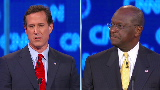 GOP candidates bash Cain tax plan