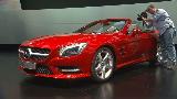 Mercedes SL: A new topless beauty
