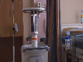Hospitals battle infections with robots