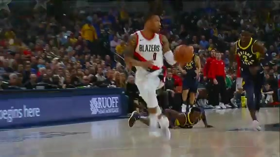 Damian Lillard Earns Western Conference Player of the Week for January 22