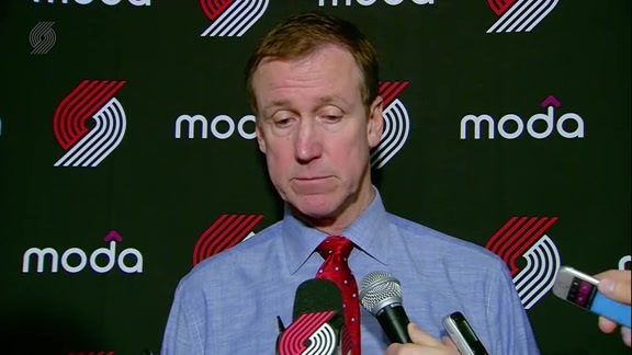 Stotts: 'It Was A Back And Forth Game'