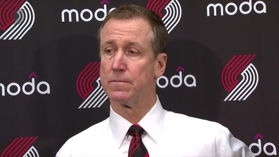 Stotts: 'We Couldn't Get Much Traction'