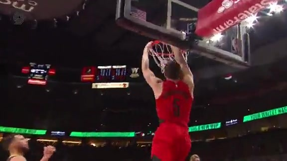 Highlights: Portland 123, Golden State 117