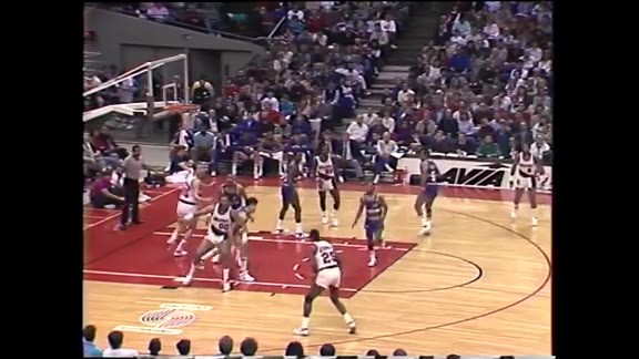 Throwback: Jerome Kersey's 34 Points and 20 Rebounds vs. Denver