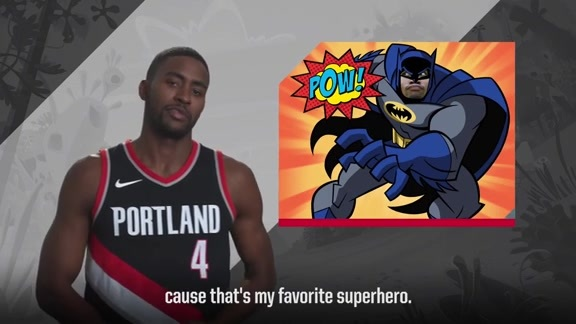 Ask The Blazers: What Cartoon Character Would You Be?