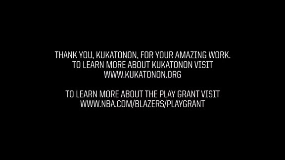 Nike Play Grant Benefits Kukatonon Dance Troupe