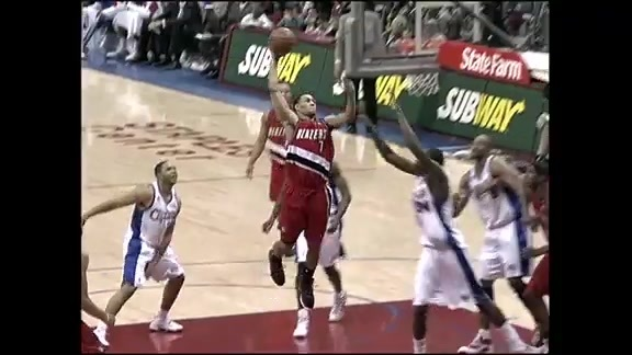 Throwback: Brandon Roy Throws Down Monster Dunk On 7'1