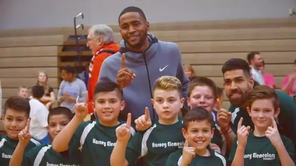 Trail Blazers Youth Camps & Clinics