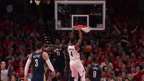 Highlights: Portland 102, New Orleans 111