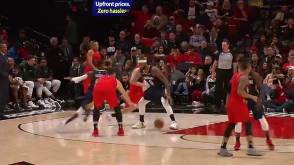 Top 5 Assists of the 2017-18 Trail Blazers Season