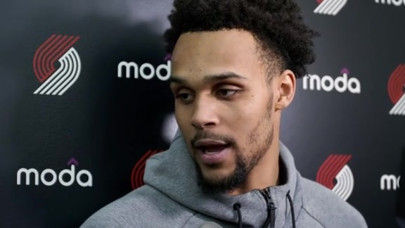 Pre-Draft Workout Gary Trent Jr Media Avail