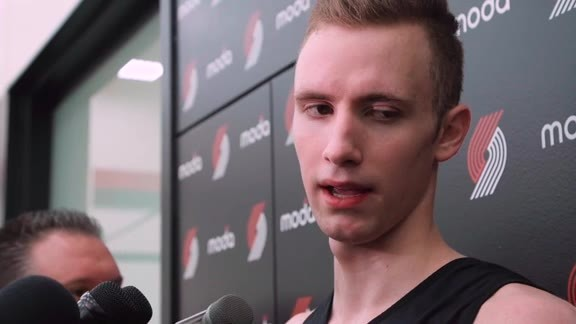 Video > June 19 Pre-Draft Workout Dzanan Musa