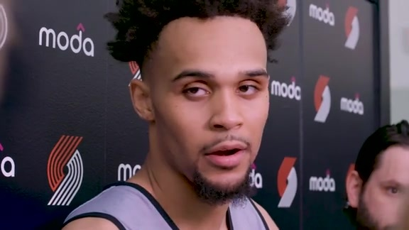 Trent Jr.: 'We Should Have A Lot of Success in Summer League'