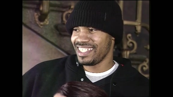 Throwback: Rasheed Wallace Gives Back With a Coat Drive