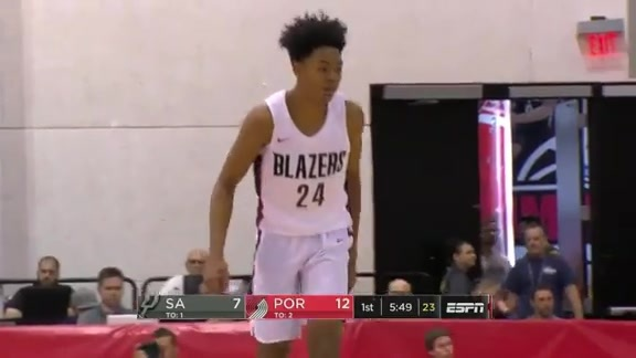 Anfernee Simons 2018 Summer League Highlights