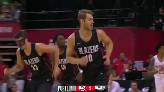 Jake Layman 2018 Summer League Highlights