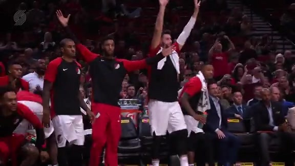 Highlights: Portland 112, Utah 123