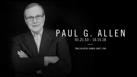 A Moment of Silence for Paul Allen