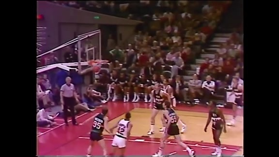 Throwback: Blazers Set Franchise Record With 156 Points Against Denver in 1983