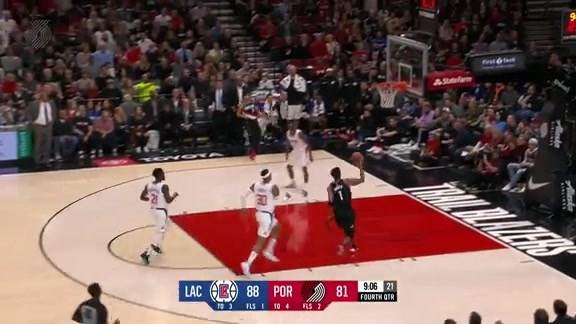 Zach Collins Rejects, Evan Turner Dunks