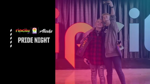 2018 Pride Night Recap