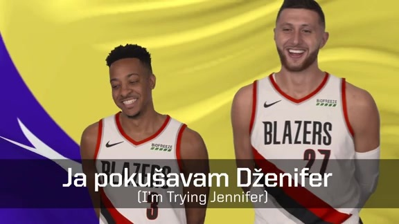Bosnian Lessons with Jusuf Nurkic