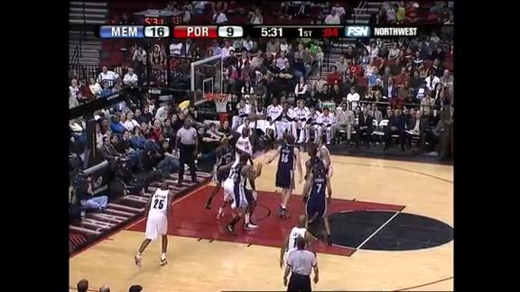 Throwback: Zach Randolph Scores Career High 43 Points (and 17 rebounds)