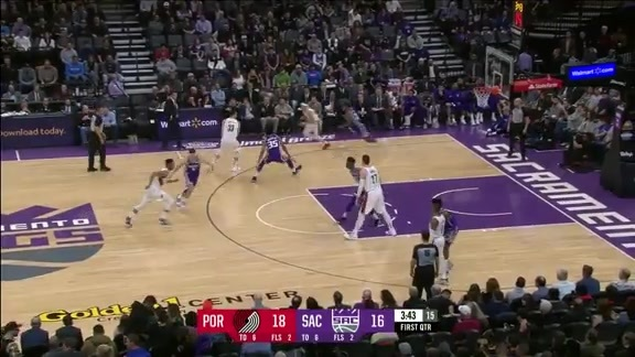 Damian Lillard (35 points) Highlights vs. Sacramento Kings
