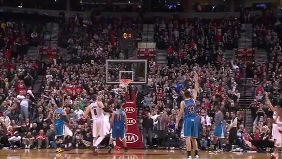 Throwback: Damian Lillard sinks first career game-winner versus New Orleans in 2012