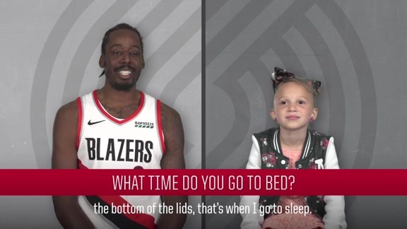 Kids Ask the Blazers: Volume 2