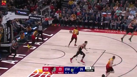 Damian Lillard (26 points) Highlights vs. Utah Jazz