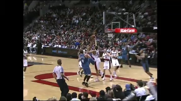 Throwback: Brandon Roy's 10 steals vs. Wizards in 2009