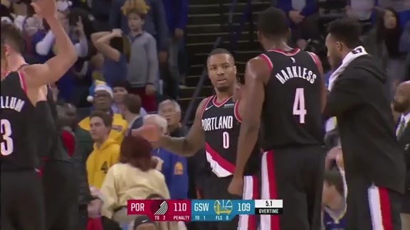 How the Blazers beat the Warriors at Oracle | What's The Secret?
