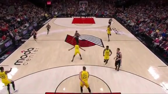 Damian Lillard (29 points) Highlights vs. Golden State Warriors